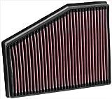 K&N 33-3013 Filtro de Aire Coche, Lavable y Reutilizable