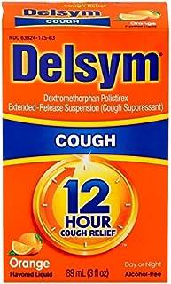 Delsym Cough Suppressant Liquid (Adult)
