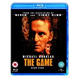 The_Game [Reino Unido] [Blu-ray]