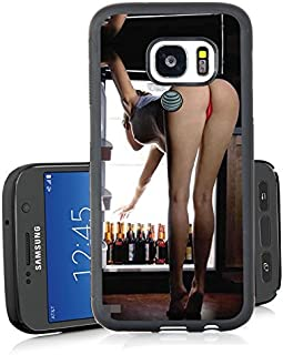 Galaxy S7 Active Case,FTFCASE TPU Back Cover Case for Samsung Galaxy S7 Active - Sexy Girls