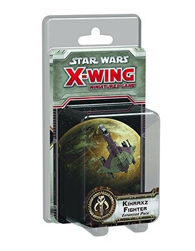 Fantasy Flight Games FFGSWX32 Star Wars: X-Wing: Kihraxz Fighter, Mehrfarbig