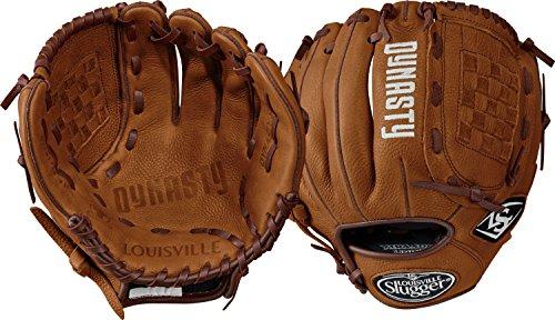 Louisville Slugger Dynasty 27,9cm Baseball Handschuh, Caramel
