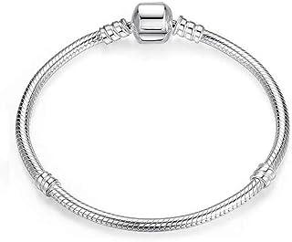 pulsera compatible con pandora y charms