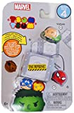 TSUM TSUM Marvel 3-Pack Style #1 Toy Figure