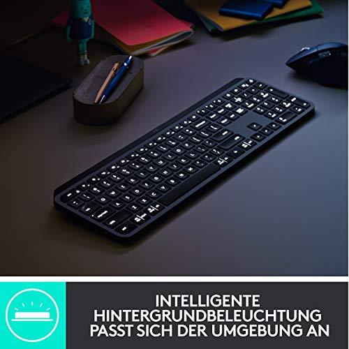Logitech MX Keys (Beste Tastatur zum Schreiben) - 5