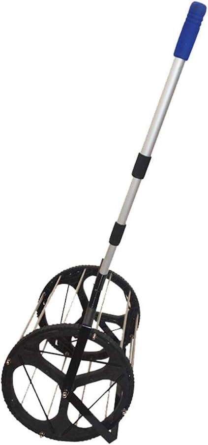Karrychen Tipo de Rodillo Selector de Tenis de Mesa Poliéster Nylon Gran Capacidad Picking Ball Fram