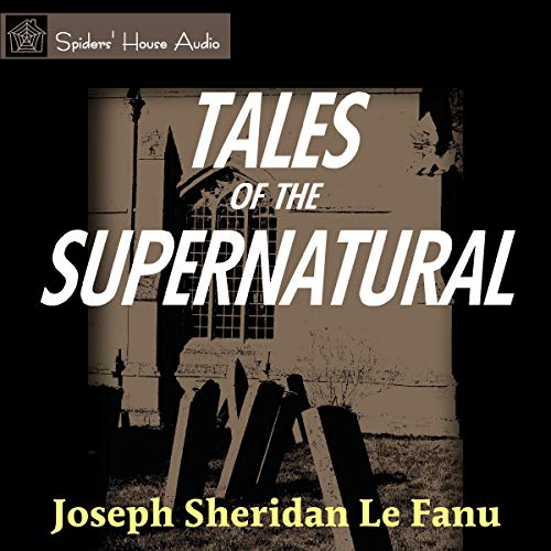 Tales of the Supernatural cover art