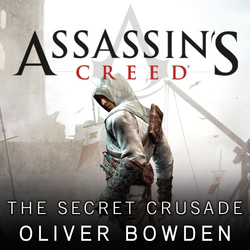 The Secret Crusade audiobook cover art