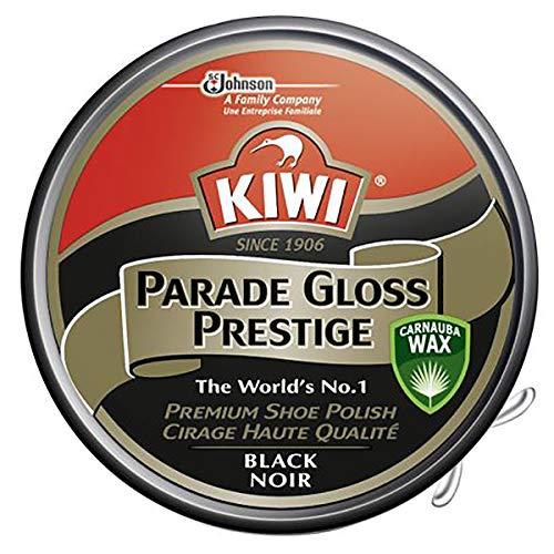 KIWI 213010-200-110 Schuhcreme Shoe Polish 50ml in schwarz, Mehrfarbig