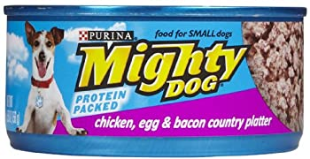 Mighty Dog Chicken, Egg & Bacon Country Platter