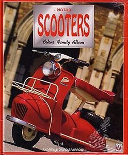 Scooters: Color Family Album: Colour Family Album