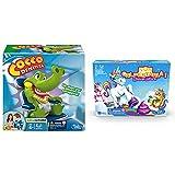 Hasbro Gaming Cocco Dentista (Gioco In Scatola), B0408103, 4 Anni + & Gaming Non Calpestarla! Edizione Unicorno, Gioco In Scatola, Multicolore, E2645457