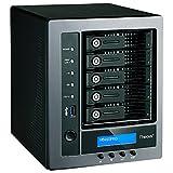 Thecus N5810 Pro 0/5HDD Serveur NAS Raid/USB 3.0 Noir