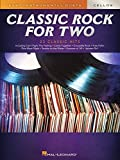 Classic Rock For Two - Easy Duets - Cello (Songbook) (English Edition)