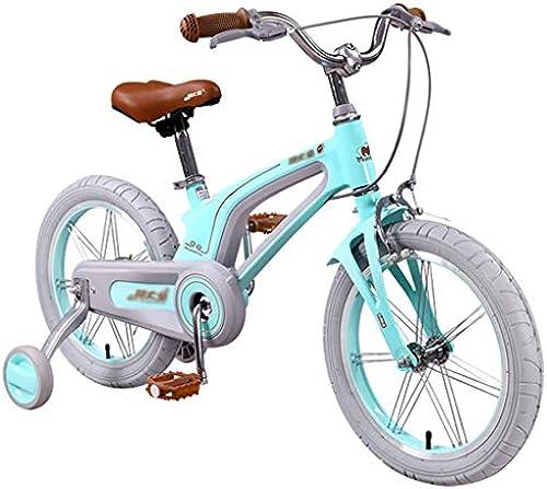 Kinderfürr r fürr r Indoor Kinder Dreirad Geeignet für Jungen und mädchen 315 Jahre alte Kinder üben fürrad sch s fürrad (Farbe   A, Größe   14inch)