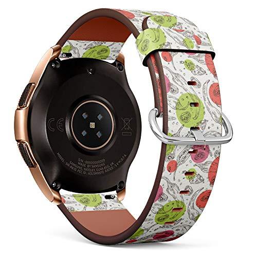 Compatible con Samsung Galaxy Watch (42 mm) – Correa de Re
