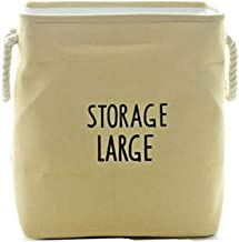 Open Laundry Bucket Thickened Lining Miscellaneous Finishing Square Storage Basket Travel storage bag for Boy