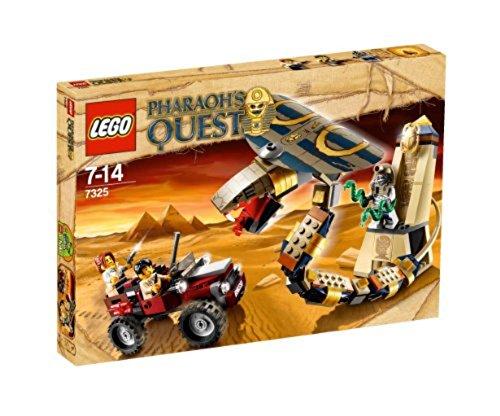 LEGO Pharaoh's Quest 7325 - Verwunschene Kobra