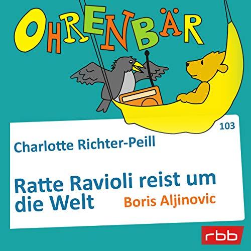 Ratte Ravioli reist um die Welt Titelbild