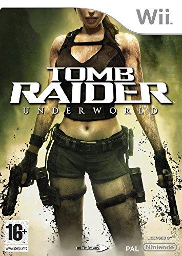 Eidos Tomb Raider: Underworld - Nintendo Wii