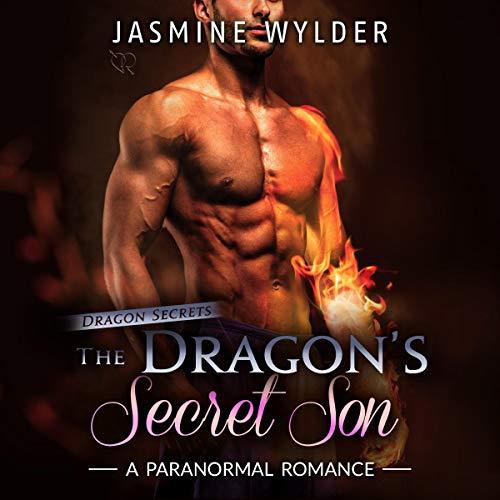 The Dragon's Secret Son audiobook cover art