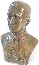 EEKUY Estatua de Adolf Hitler, la Estatua de Bronce del Jefe de Estado alemán Durante la Segunda Guerra Mundial, el iniciador de la Segunda Guerra Mundial 2.56 * 4.13 * 5.91 Pulgadas