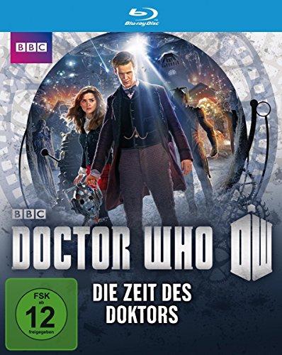 Doctor Who - Die Zeit des Doktors [Blu-ray]
