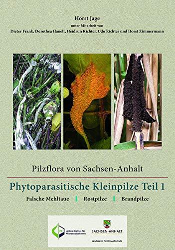 Pilzflora von Sachsen-Anhalt – Phytoparasitische Kleinpilze: Teil 1 Falsche Mehltaue Rostpilze Brandpilze