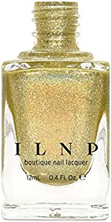 ILNP Money Bin - Yellow Gold Holographic Nail Polish
