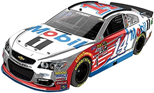 Lionel Racing Tony Stewart  14 Mobil 1 2016 Chevrolet SS NASCAR Diecast Car (1 24 Scale), Chrome