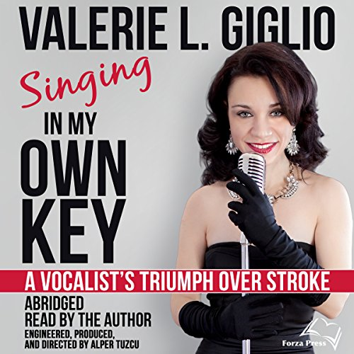 Singing in My Own Key audiobook cover art