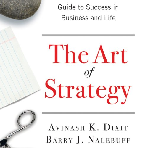 The Art of Strategy cover art