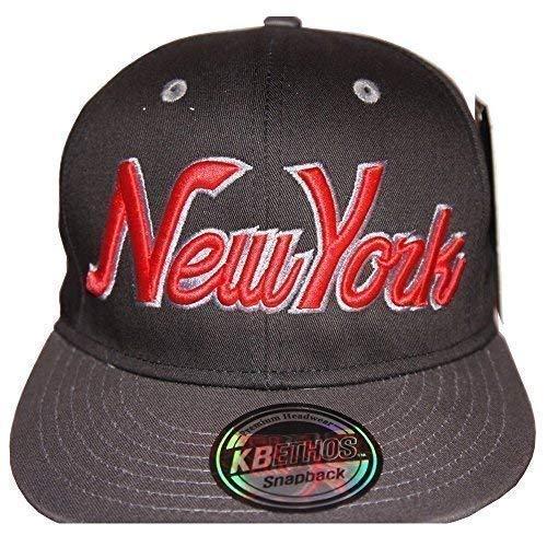 KB Ethos - Gorra de béisbol unisex, diseño retro vintage New York...