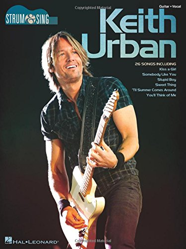 Keith Urban - Strum & Sing
