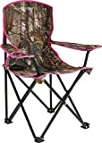Field & Stream Junior Chair (Real Tree/Pink)