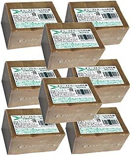 オリーブとローレルの石鹸(エキストラ)8個セット [並行輸入品]