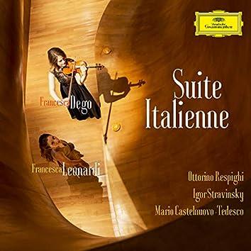 'Figaro', Fantasia for Violin and Piano From 'Il Barbiere di Siviglia'