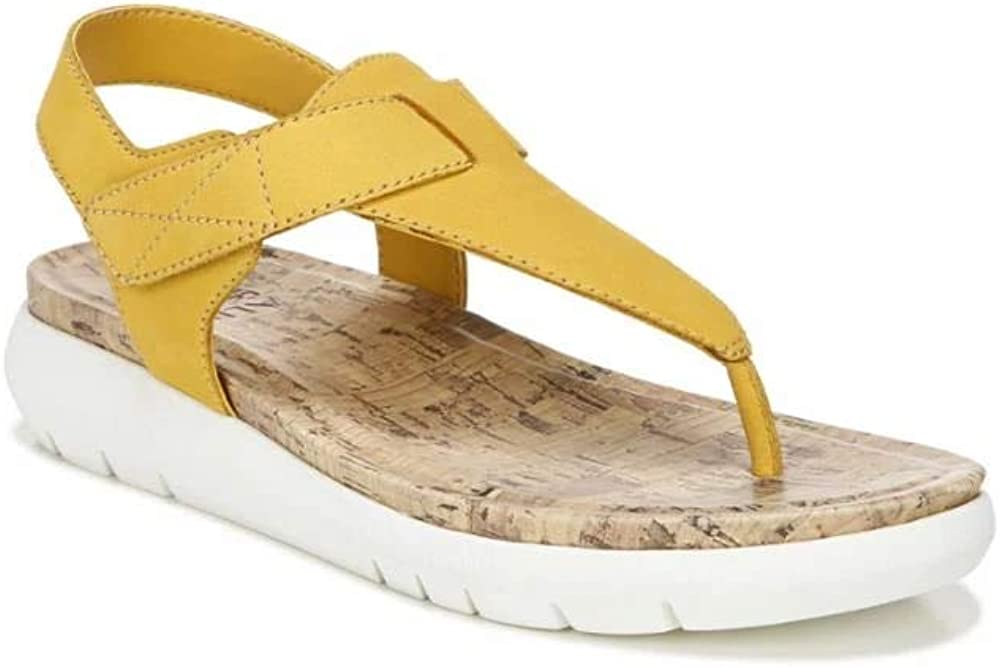 Limited price sale Naturalizer High quality new Women's Lincoln Flat Sandals