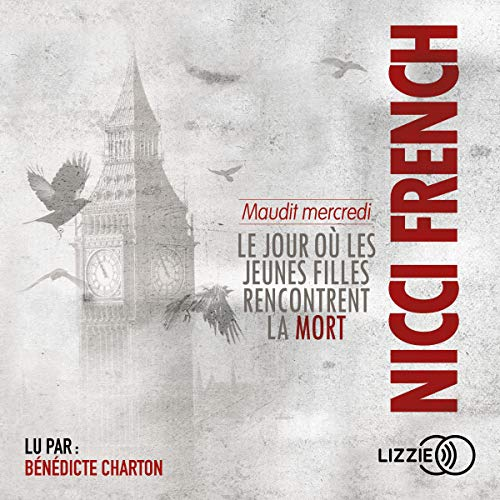 Maudit mercredi audiobook cover art