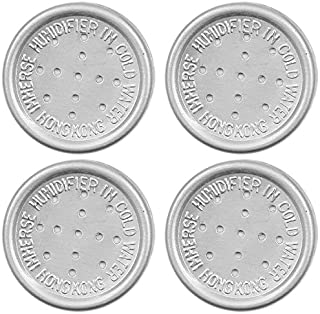 Pipe Herb & Cigar Pouch Humidity Humidor Moistener Button Disc Pod 1044 (4)