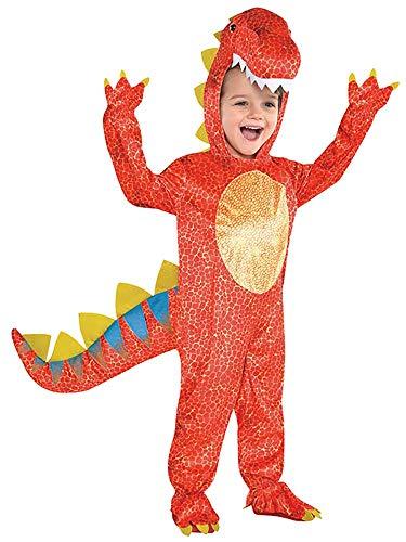 Amscan - 844661-55 - Costume de dinosaure en dinomite - 4-6 ans