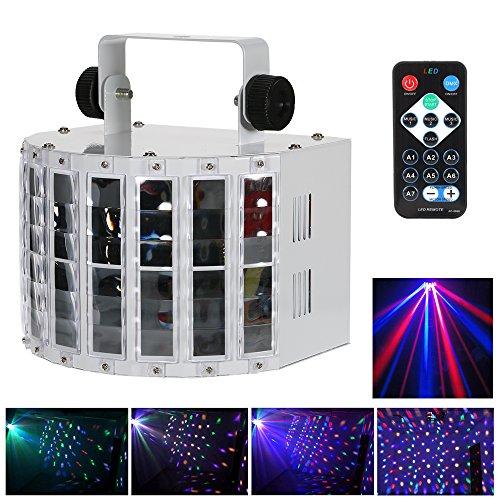 Lixada Lixada 24W RGBW DJ Projektor Bild
