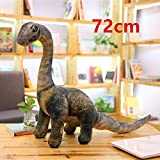 1pc Simulation Dinosaur Plush Animals Doll Toys Stuffed Plush Tyrannosaurus Rex Stegosaurus Toys Kids Gifts Seismosaurus