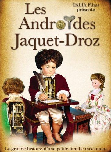 Lutèce Créations Les androïdes Jaquet-Droz Dokumentations-DVD in limitierter Auflage