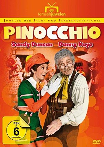 Pinocchio (1976) - Der US-Film mit Danny Kaye und Sandy Duncan (Fernsehjuwelen)