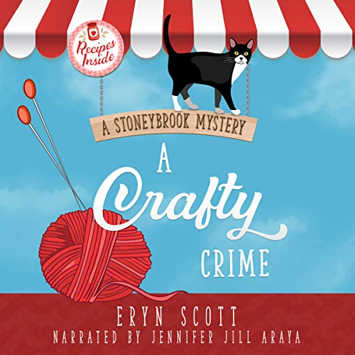 A Crafty Crime: A Stoneybrook Mystery  By  cover art