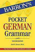 Pocket German Grammar (Barron's Grammar)