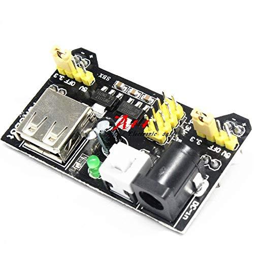 3PCS MB102 Breadboard Power Supply Module 33V 5V Solderless Bread Board For Arduino DIY Voltage Regulator