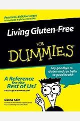 Living Gluten-Free for Dummies Copertina flessibile