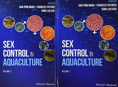 Sex Control in Aquacultureの詳細を見る